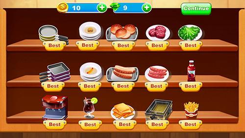 Arcade Masterchef: Kitchen craze for smartphone