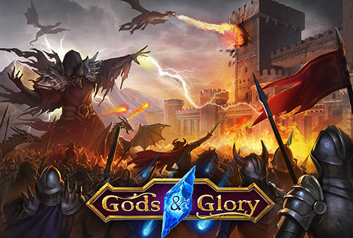 Gods and glory: Age of kings icon