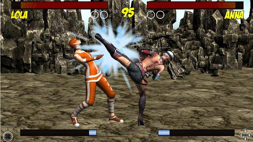 Girl fight: The fighting games para Android