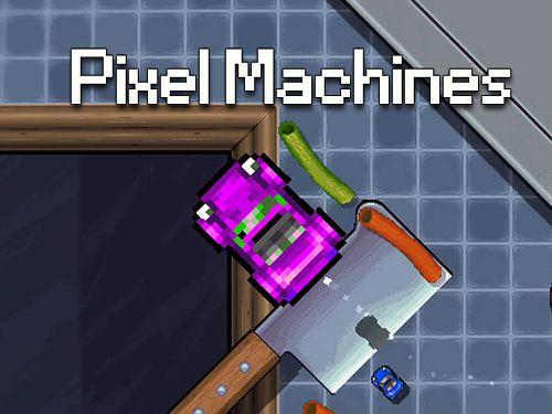 logo Pixelmaschinen