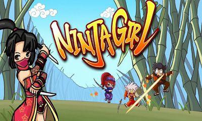 Ninja Girl icono