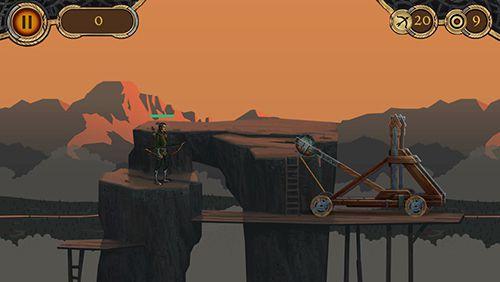 Screenshot Rache des Bogenschützen auf dem iPhone