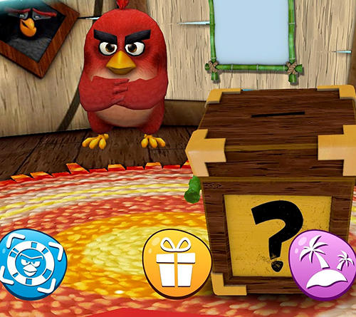 Angry birds explore for Android