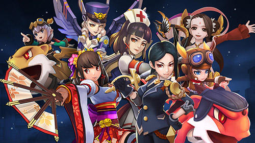 Legend heroes: The academy für Android