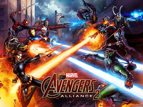 Скріншот Marvel: Avengers alliance 2 на iPhone
