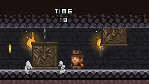 Arcade Dungeon explorer: Pixel RPG for smartphone