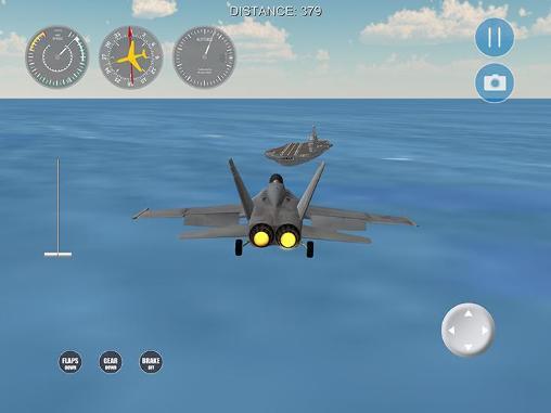 Airplane! 2: Flight simulator auf Deutsch