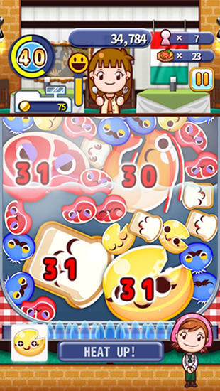 Cooking mama: Let's cook puzzle screenshot 1