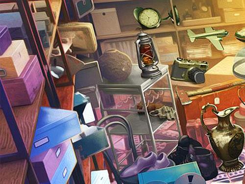 Hidden objects: Crime scene clean up game screenshot 2
