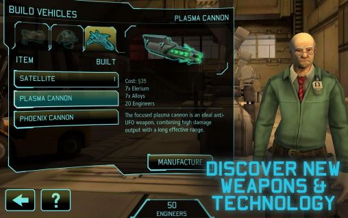 XCOM: Enemy unknown para Android