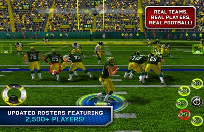 Madden NFL 12 in Russian