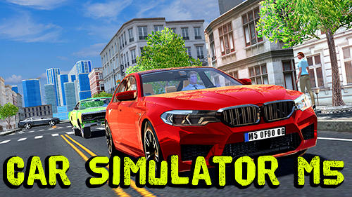 Car simulator M5 скриншот 1
