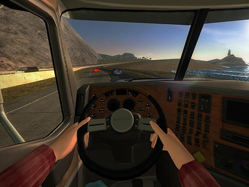 Truck simulator pro 2 für Android