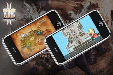 RPG-Spiele: Lade Chroniken von ZIC: Ritter Edition auf dein Handy herunter