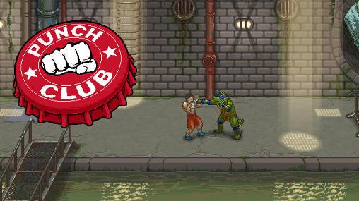 Punch club скріншот 1
