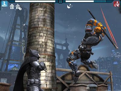 Batman: Arkham Origins for iPhone for free