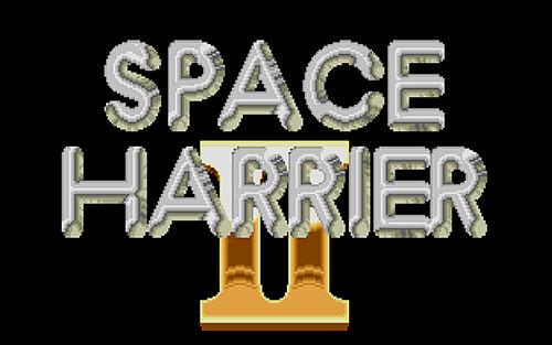Space Harrier 2: Classic Screenshot