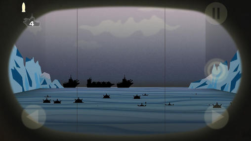 Real sea battle for Android