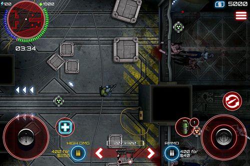 SAS: Zombie Angriff 4 für iPhone