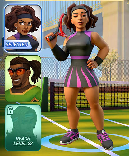 Tennis ace: Free sports game pour Android
