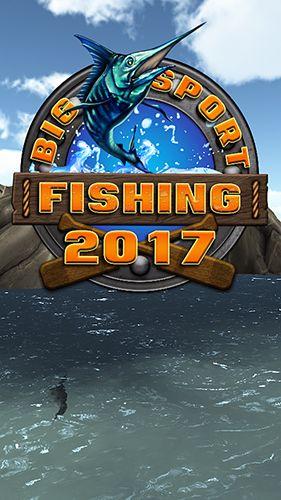 логотип Большая спортивная рыбалка 2017