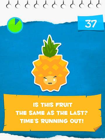 Arcade-Spiele: Lade Duselige Frucht? auf dein Handy herunter
