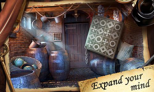 Escape: Mansion of puzzles für Android