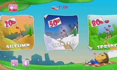 Arcade-Spiele Amy In Love für das Smartphone