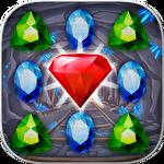 Royal gem rescue: Match 3 Symbol