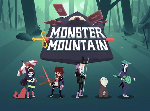 Monster mountain capture d'écran