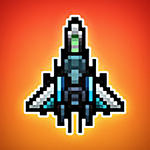 Gemini strike: Space shooter Symbol