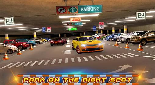 Multi-storey car parking 3D для Android