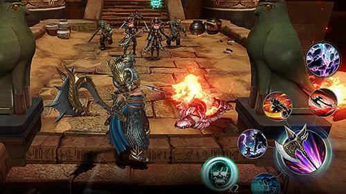 Darkness rises screenshot 2