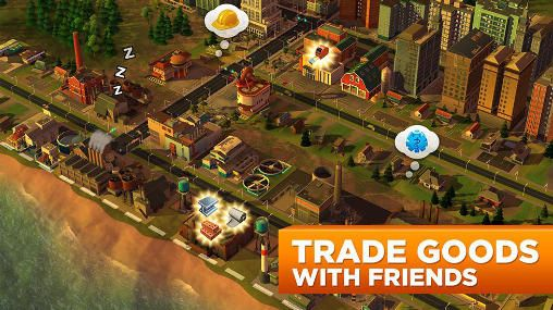 Sim City: Bau Es für iPhone