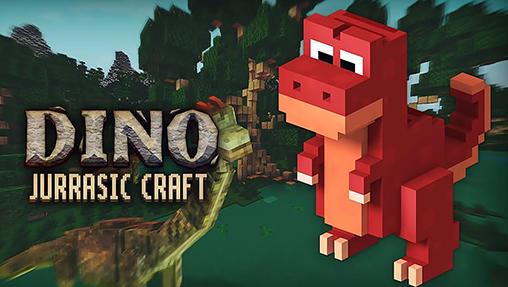 Dino jurassic craft: Evolution скріншот 1