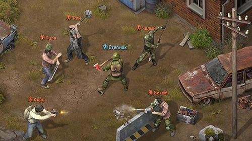 Dawn of zombies: Survival after the last war captura de pantalla 1