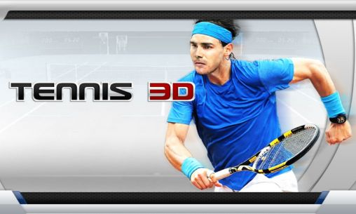 Tennis 3D screenshot 1