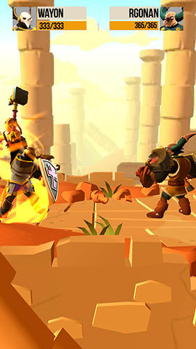 Duels Screenshot