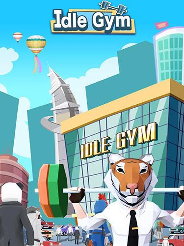 Idle gym: Fitness simulation game captura de pantalla 1