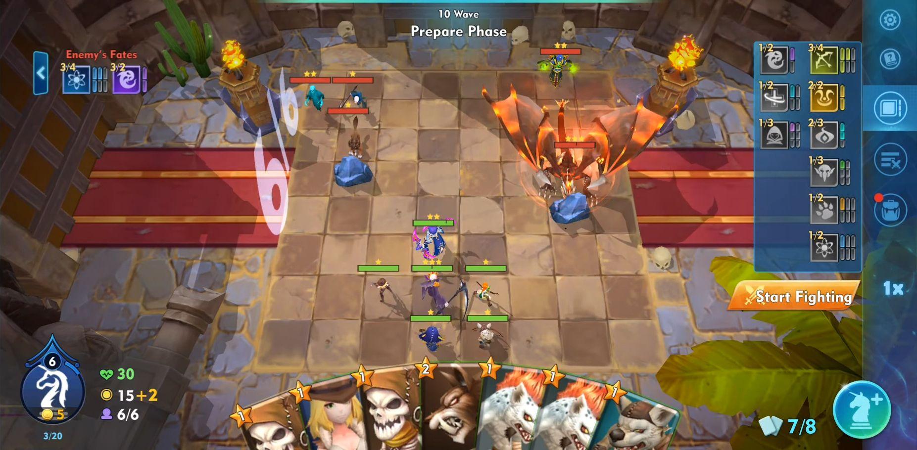 Android用 Fantasy Hero Tactics