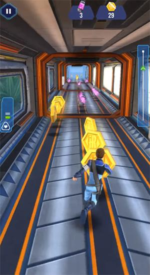 Arcade Thunderbirds are go: Team rush for smartphone