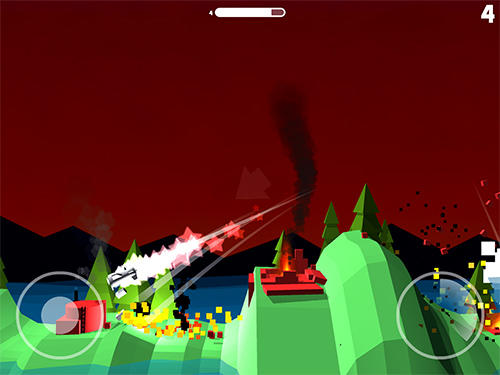Bomber ace für Android