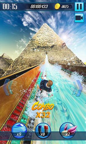 Water slide 3D Screenshot