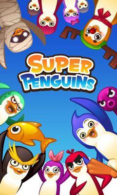 Super Penguins captura de pantalla 1