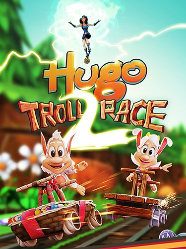 логотип Гонка тролля Хьюго 2