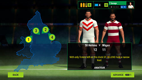 Rugby league 19 Screenshot