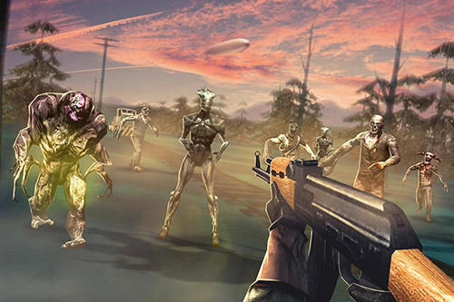 Action Zombie: Beyond terror for smartphone