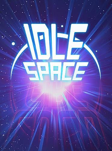 Idle space: Endless clicker captura de pantalla 1