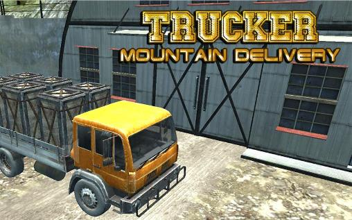 Trucker: Mountain delivery скриншот 1