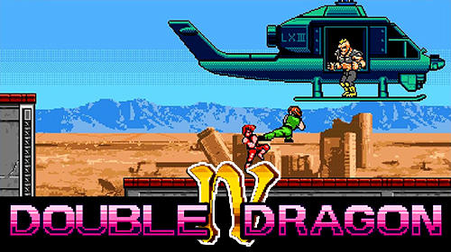 Double dragon 4 Screenshot